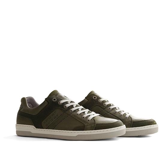 NoGRZ Sneaker C. Campbell grün