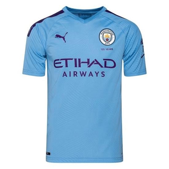 Puma Manchester City Trikot 2019/2020 Heim