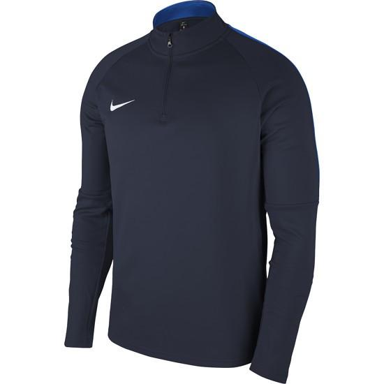 Nike Trainingsshirt Academy 18 Drill Blau
