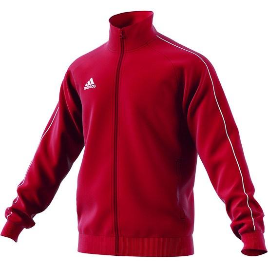 Adidas Trainingsjacke Core 18 Rot