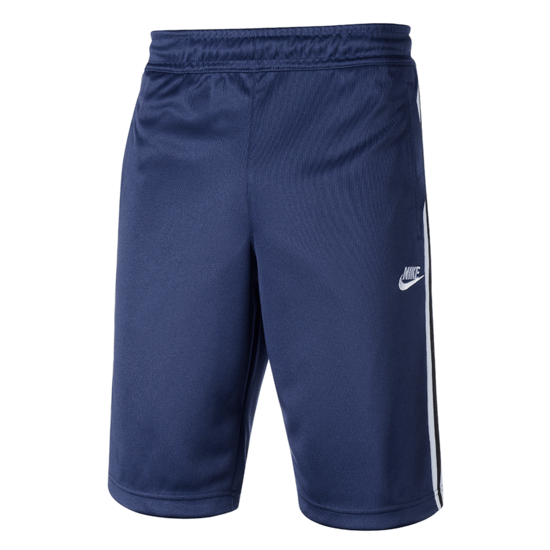 Nike Shorts Tribute Blau