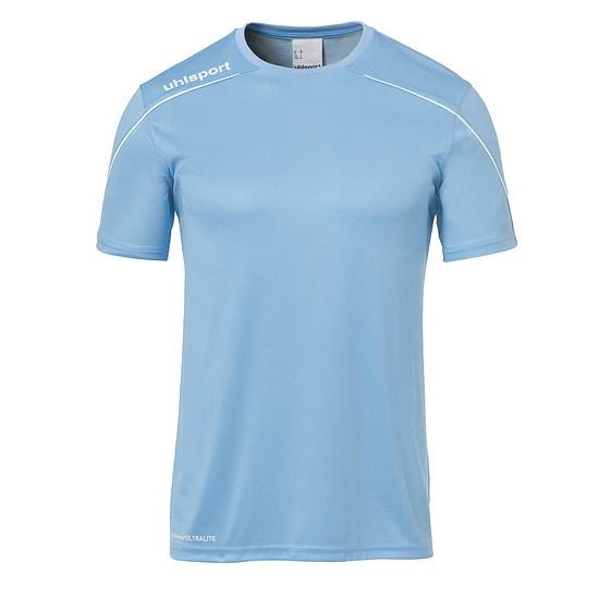 uhlsport Trainingsshirt Stream 22 sky/weiß