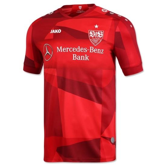 Jako VfB Stuttgart Trikot 2019/2020 Auswärts