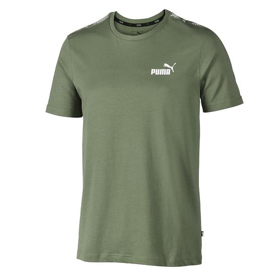 Puma T-Shirt Amplified Oliv