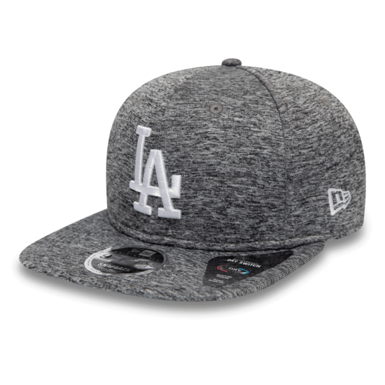 New Era Los Angeles Dodgers Cap Cry Switch 9FIFTY grau/weiß