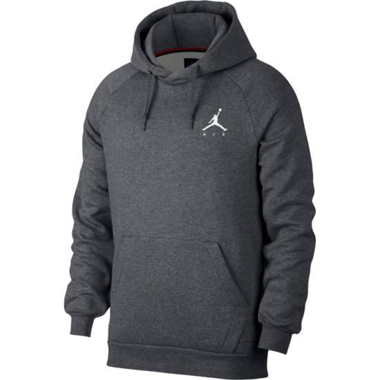 Nike JORDAN Hoodie JUMPMAN Dunkelgrau