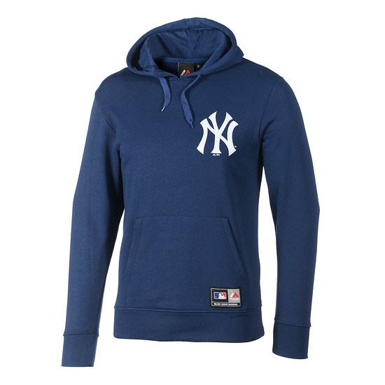 san francisco 5368d 572eb Majestic Athletic New York Yankees Hoodie Team