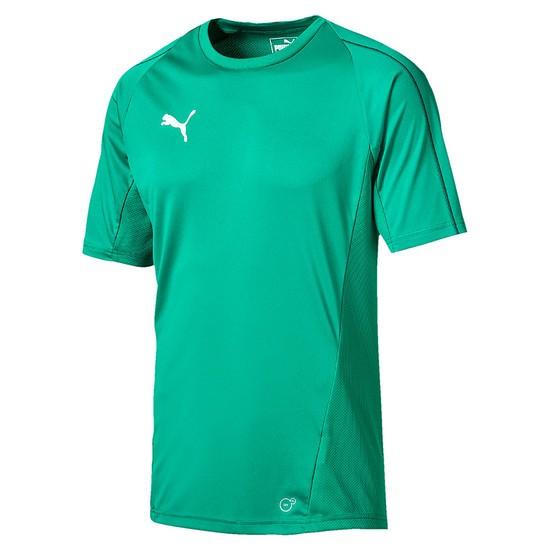Puma T-Shirt FINAL Training Grün