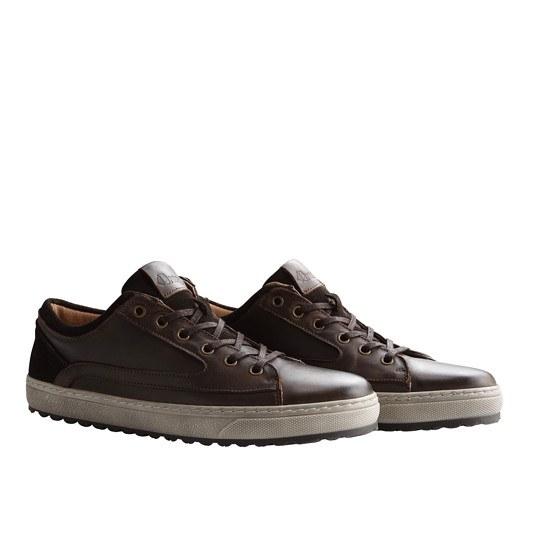 NoGRZ Sneaker P. Harrison Low braun