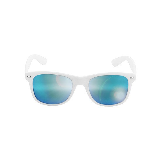 MasterDis Sonnenbrille Likoma Mirror weiß-blau