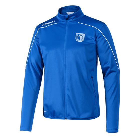 uhlsport 1. FC Magdeburg Trainingsjacke 2019/2020 Blau