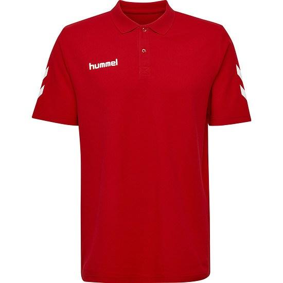 hummel Poloshirt Cotton rot