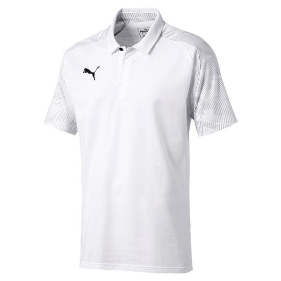 Puma Poloshirt CUP Sideline Weiß