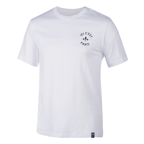 Nike Paris Saint-Germain T-Shirt 2019/2020 Weiß