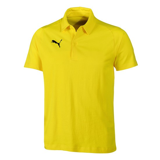 Puma Polo-Shirt LIGA Gelb