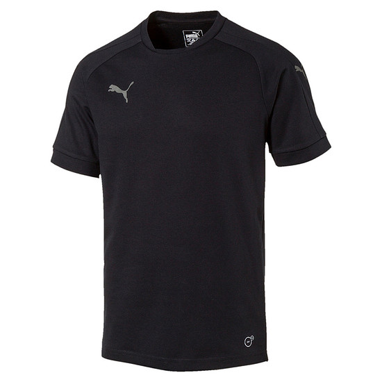 Puma T-Shirt Ascension Schwarz
