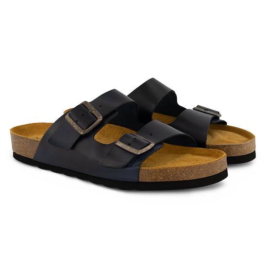 TRAVELIN OUTDOOR Sandale Pals blau
