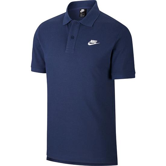 Nike Poloshirt Sportswear UNI Blau