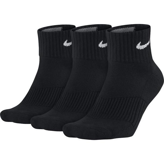 Nike Socken Cushion 3er Pack Schwarz