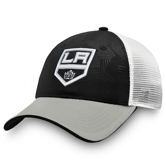 Fanatics Los Angeles Kings Iconic Cap schwarz/weiß