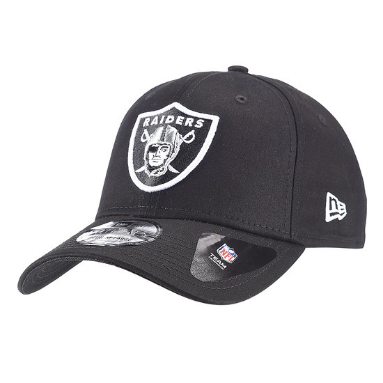 New Era Las Vegas Raiders Cap 39THIRTY Black Base schwarz