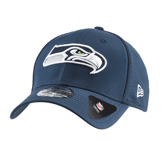 New Era Seattle Seahawks Cap Featherweight 39THIRTY blau