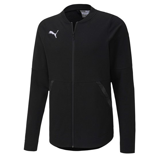 Puma Trainingjacke Casual Team FINAL 21 Schwarz