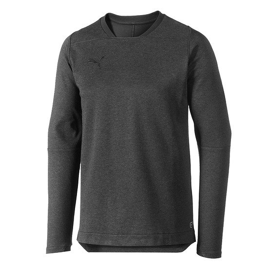 Puma Sweatshirt Casuals FINAL Anthrazit