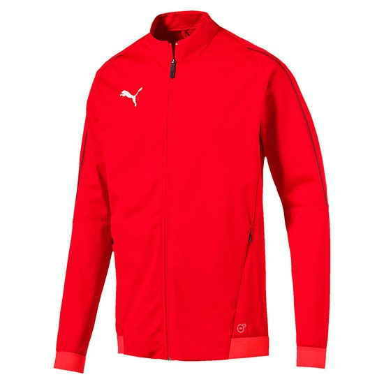 Puma Jacke FINAL Training Rot