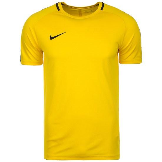 Nike Trainingsshirt Academy 18 Gelb