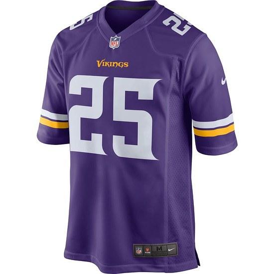 Nike Minnesota Vikings Trikot Heim MURRAY 25 Lila
