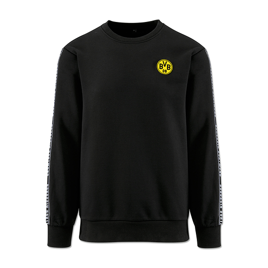 Borussia Dortmund Sweatshirt Streetwear BVB Schwarz