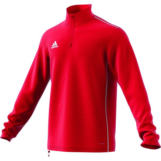 Adidas Trainingsshirt Langarm Core 18 Rot