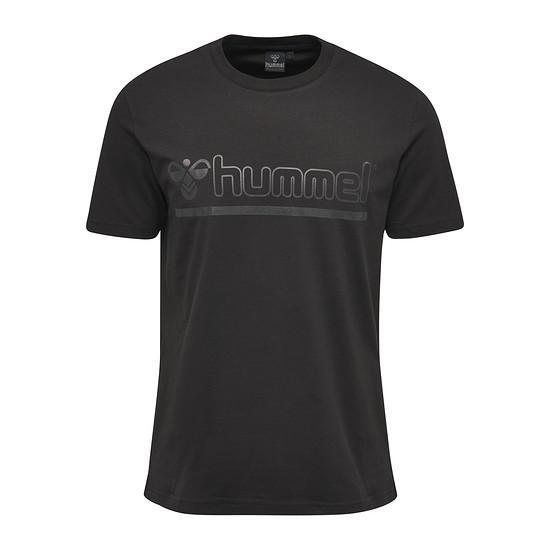 hummel T-Shirt Brick schwarz