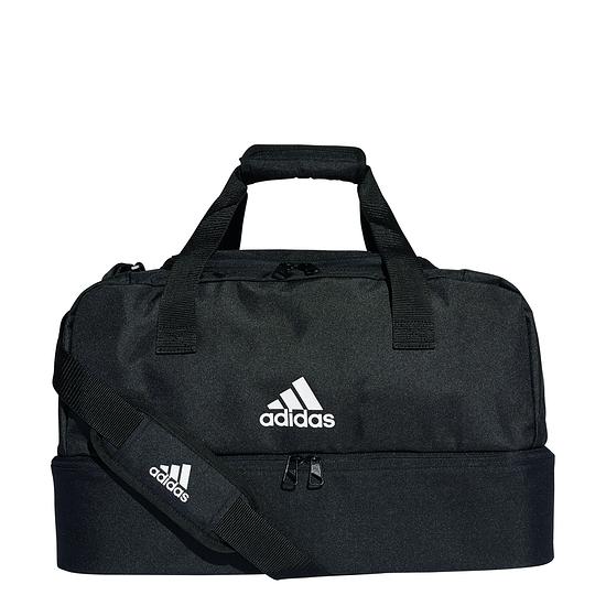 Adidas Sporttasche mit Bodenfach Tiro Größe S Schwarz
