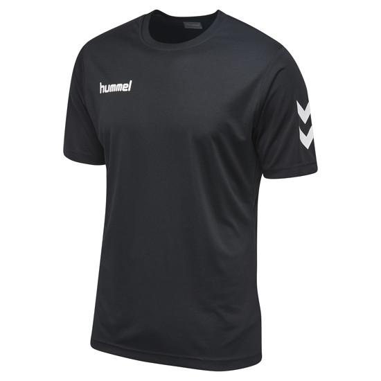 hummel T-Shirt Core Poly schwarz