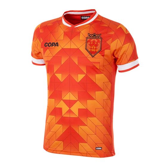 Copa Fußballshirt Holland orange