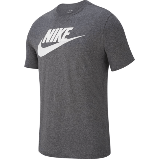 Nike T-Shirt Icon Futura Dunkelgrau