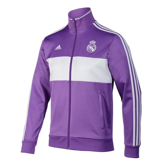 Adidas Real Madrid Track Top Brustring