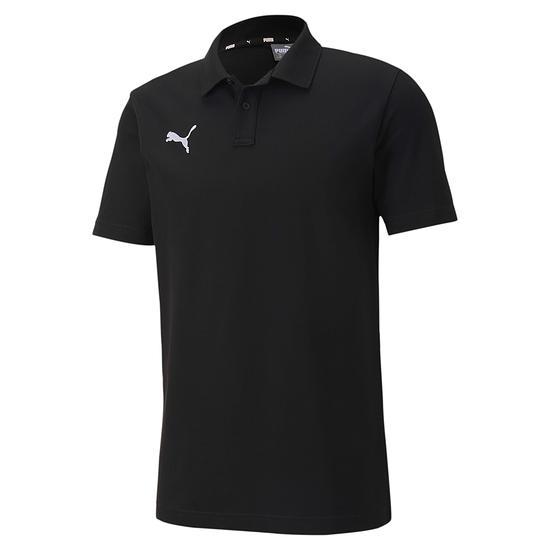 Puma Poloshirt GOAL 23 Freizeit Schwarz