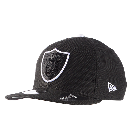 New Era Las Vegas Raiders Cap Team Outline 9FIFTY schwarz