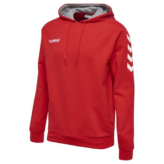 hummel Hoodie Core Cotton rot