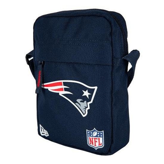 New Era New England Patriots Tasche Side Bag blau