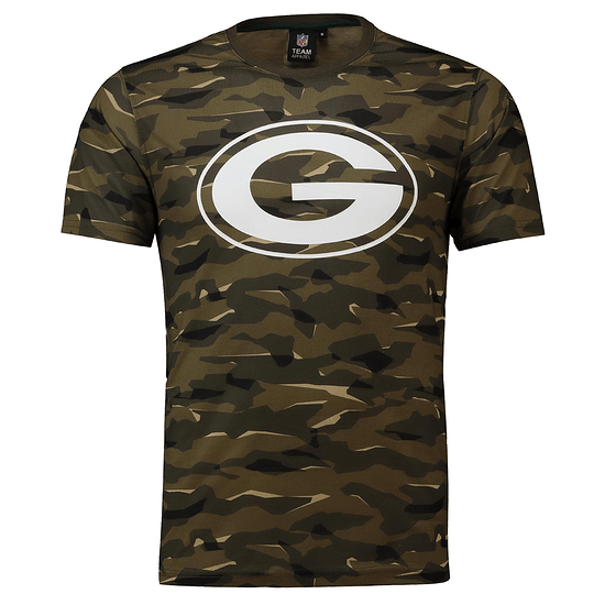 Fanatics Green Bay Packers T-Shirt Digi Camo khaki