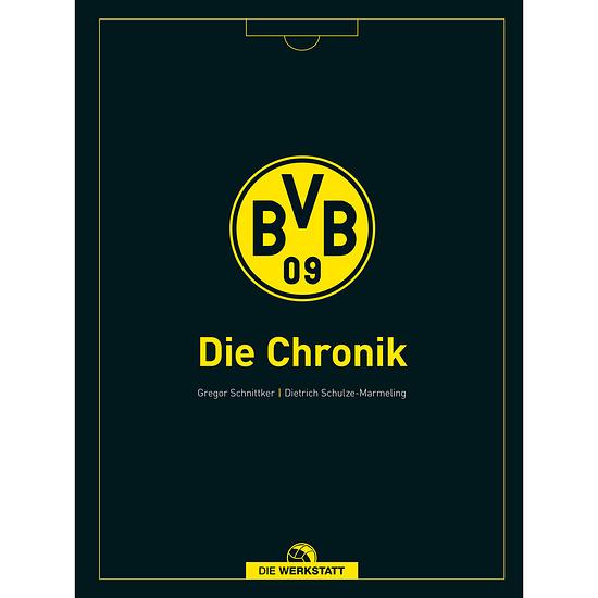 Borussia Dortmund Buch BVB 09 Die Chronik