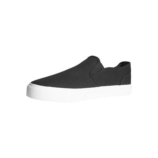 URBAN CLASSICS Sneaker Low schwarz/weiß