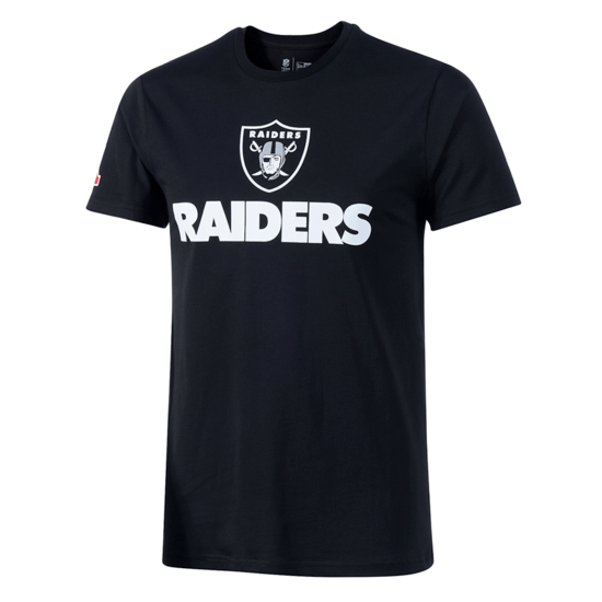 New Era Las Vegas Raiders T-Shirt Fan schwarz