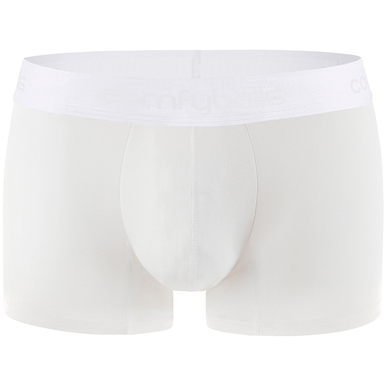 comfyballs Boxershorts Ghost White Cotton weiß