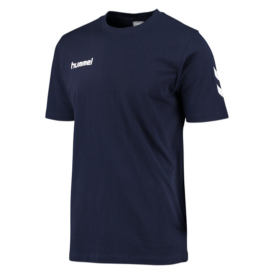 hummel T-Shirt Core Cotton marine