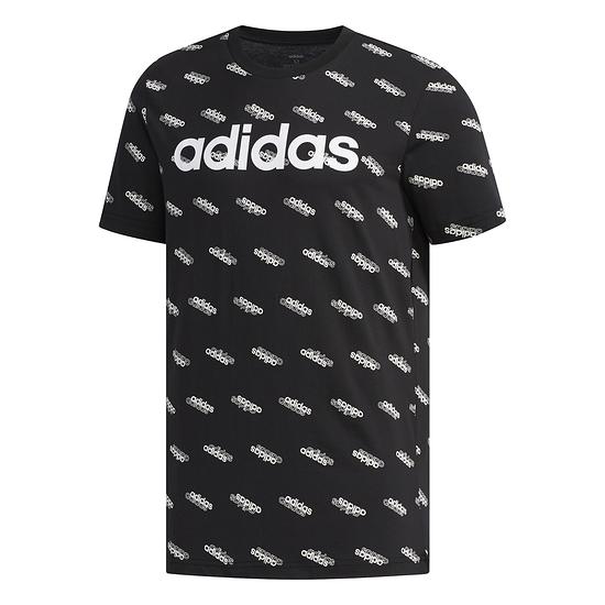 Adidas T-Shirt M FAV Schwarz